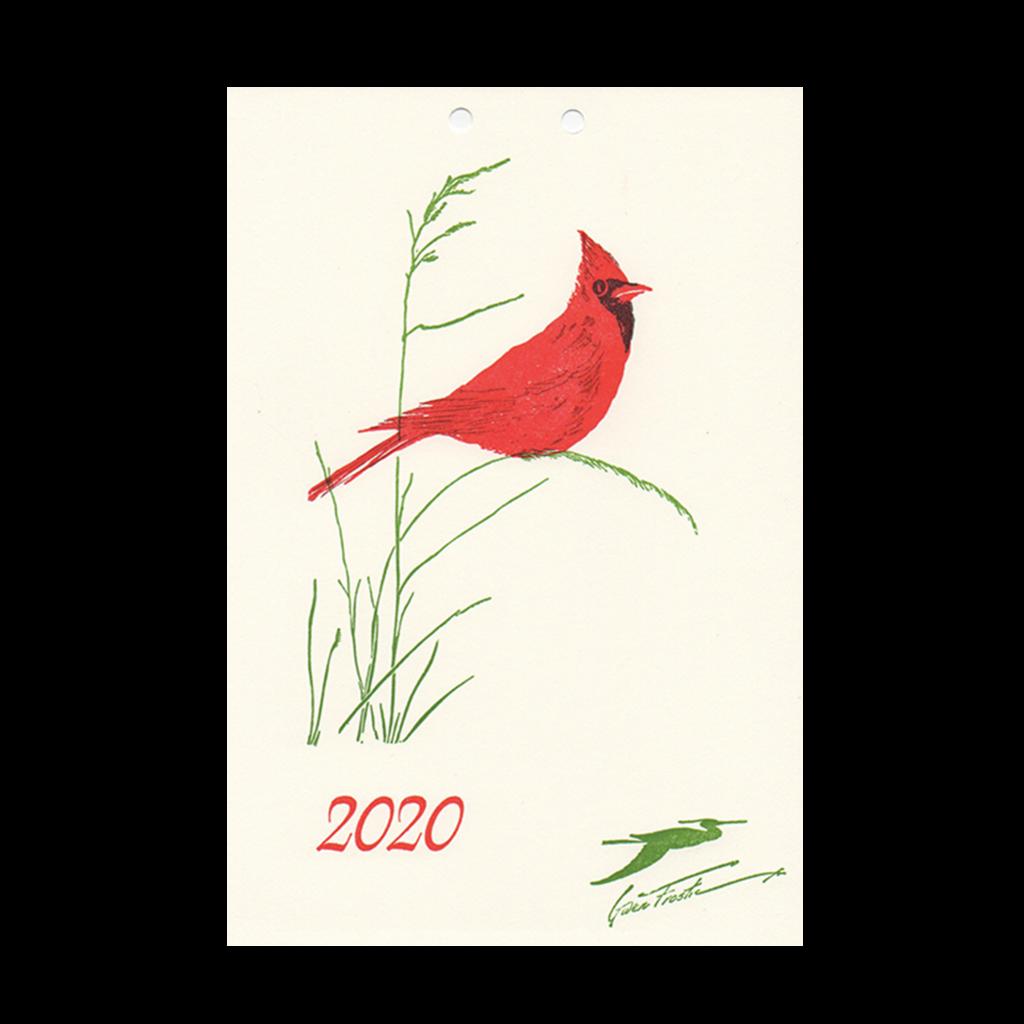 2020 Frostic Large Calendar