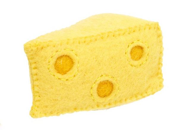 Felt Cheese