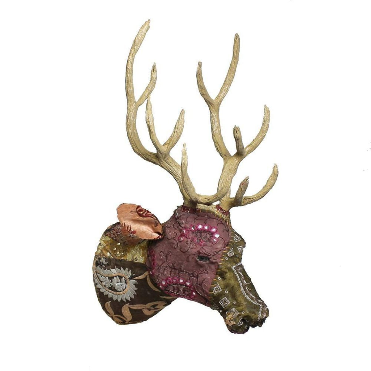Bavarian Forest Stag Head
