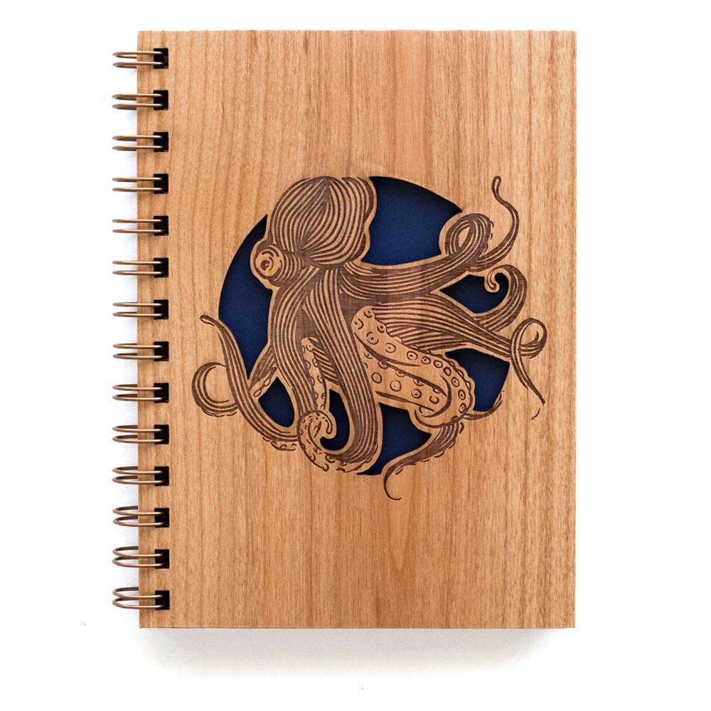 Octopus Wood Journal