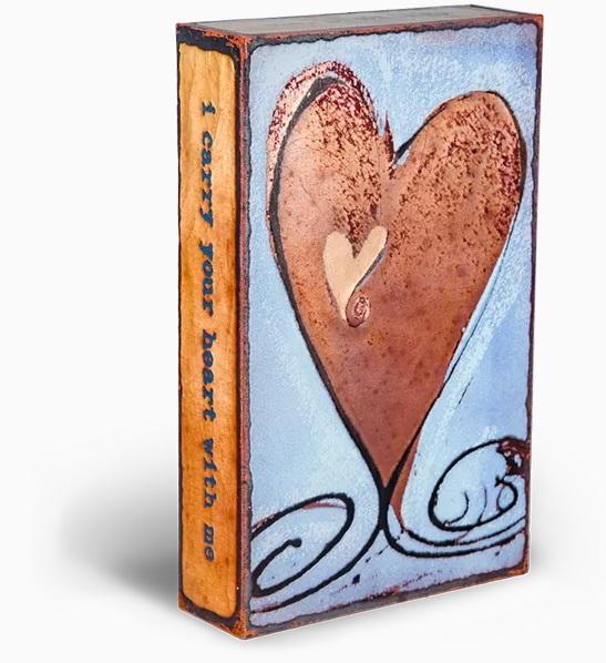 Turner Heart Spiritile