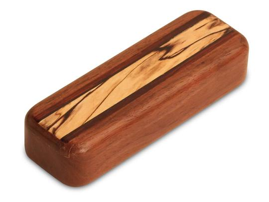 Walnut & Spalted Maple Box