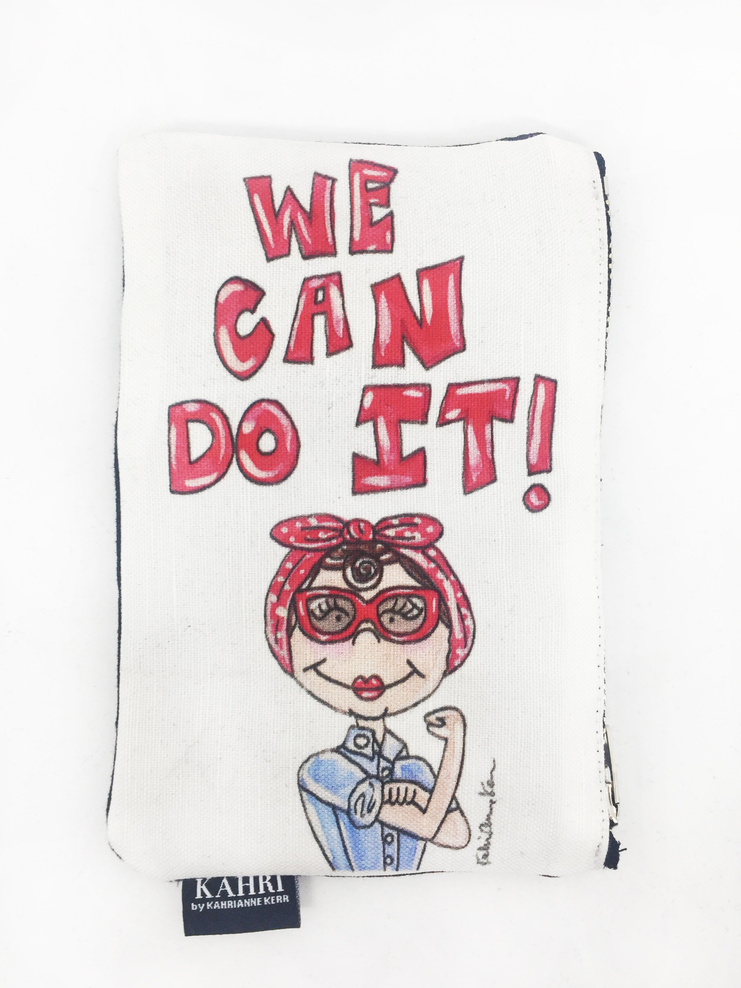 Rosie Quote Coin Purse