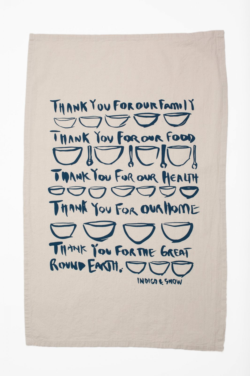 Giving Thanks Towel