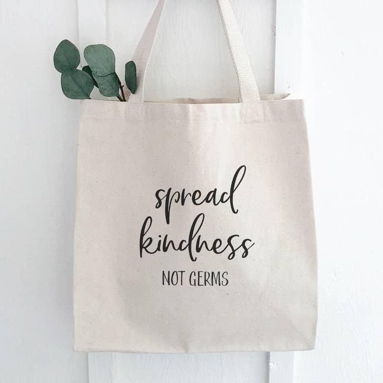 Spread Kindness Canvas Bag