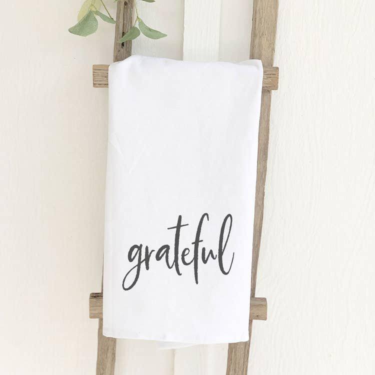 Grateful Towel