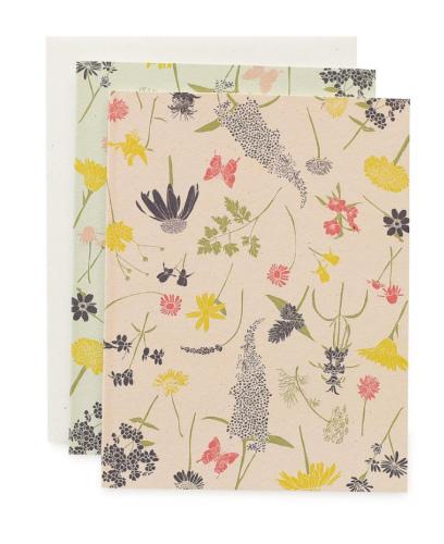 Butterfly Garden Card Set