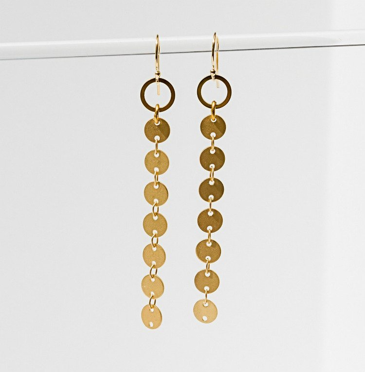 Candra Circles Earrings