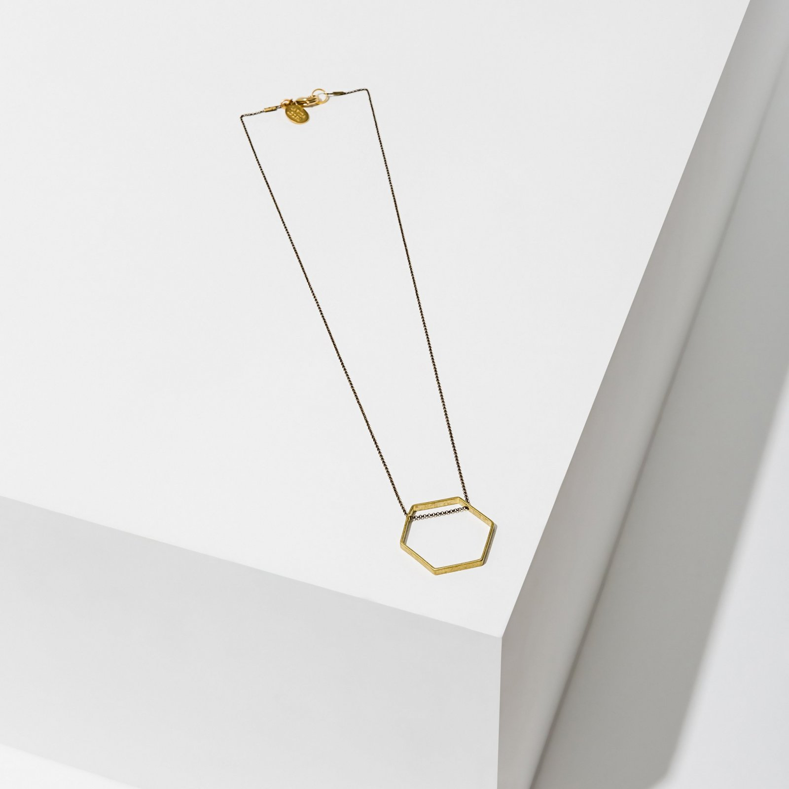 Horizon Hex MED Necklace