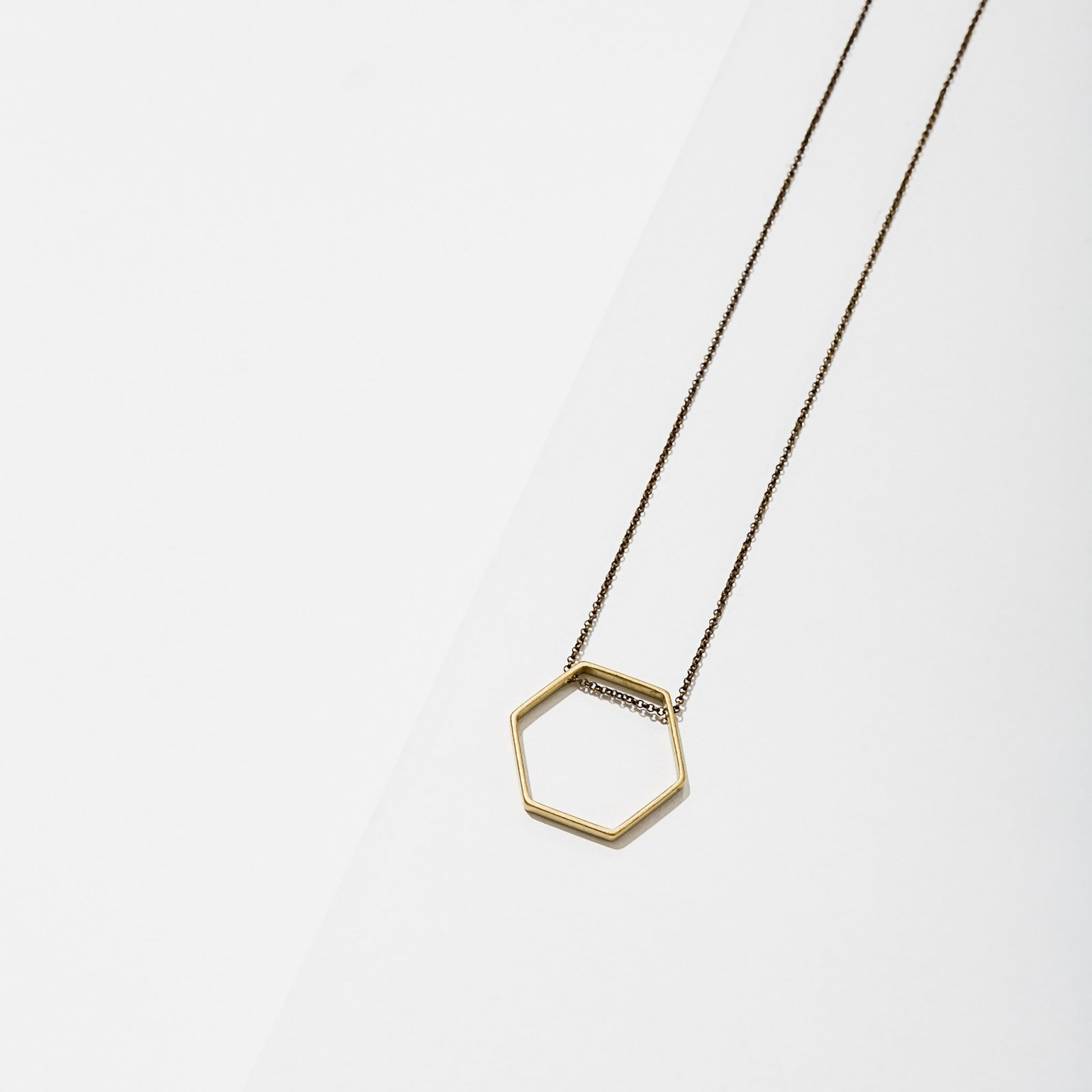 Horizon Hex XSM Necklace