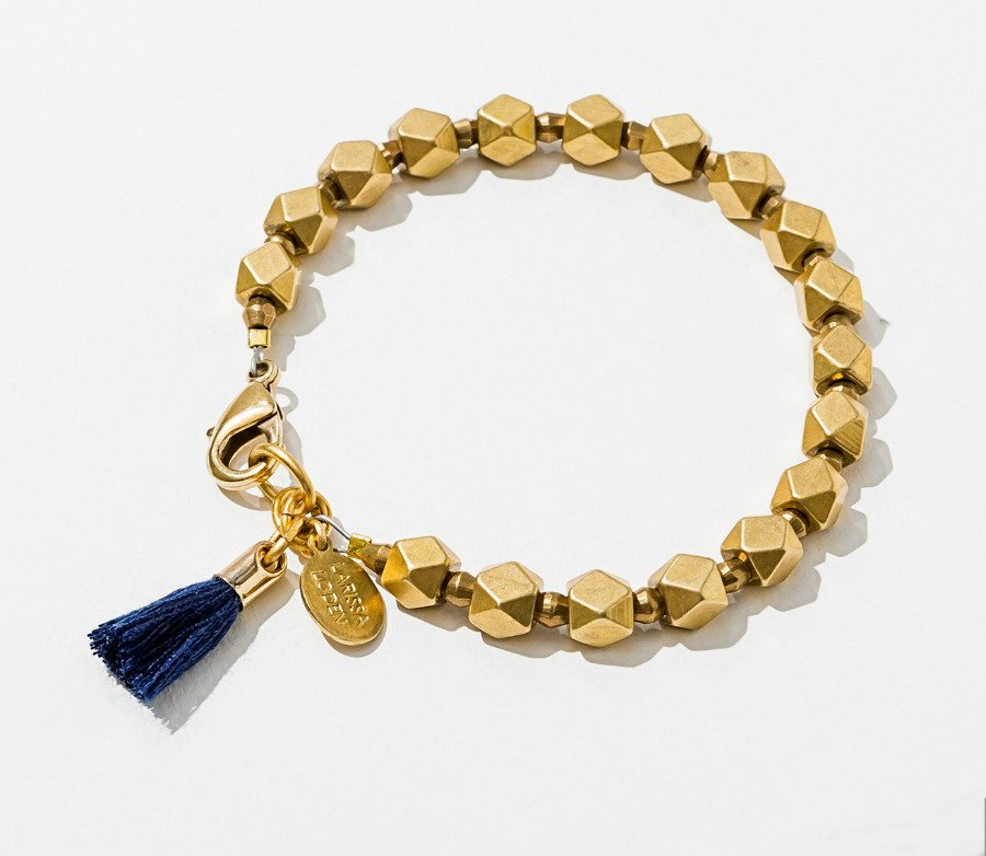 Mosi Navy Bracelet