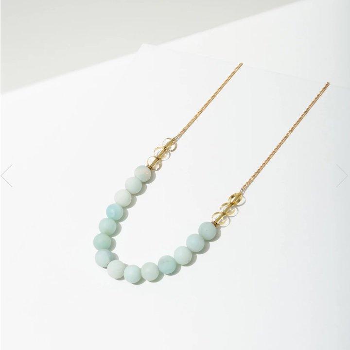 Isles Amazonite Necklace