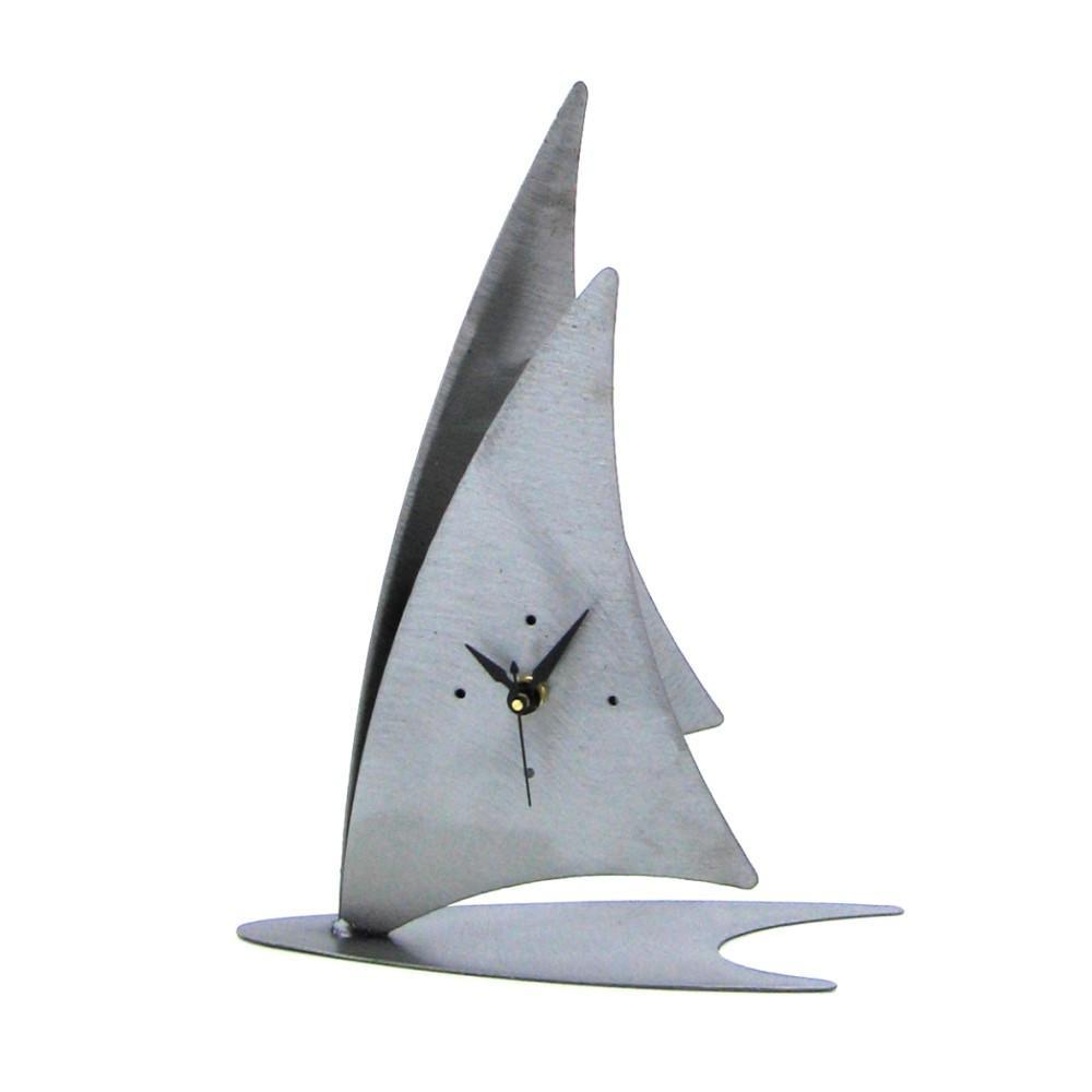 Sailboat Desk Clock