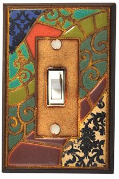Melange Switchplate