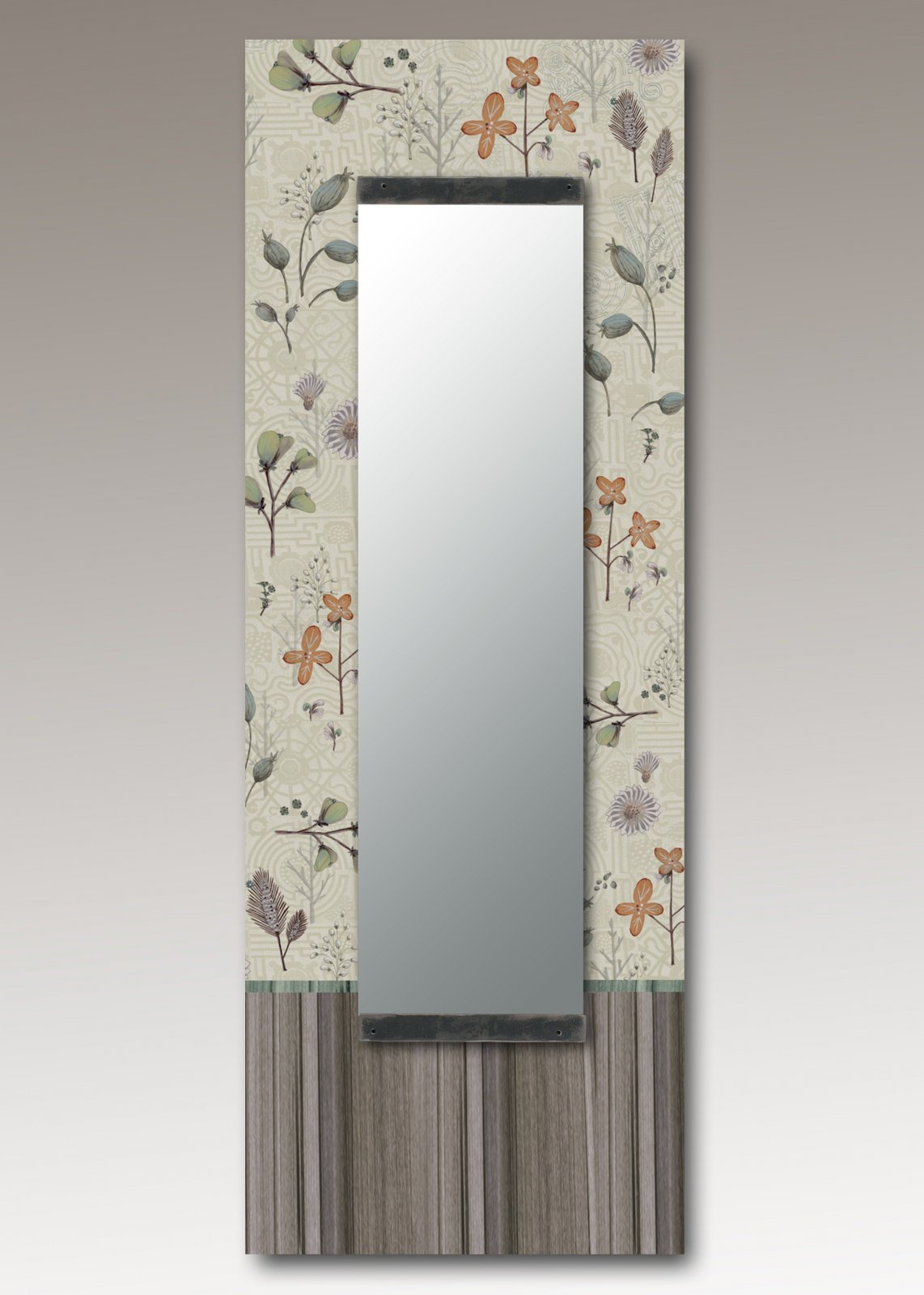 Flora & Maze Tall Wall Mirror