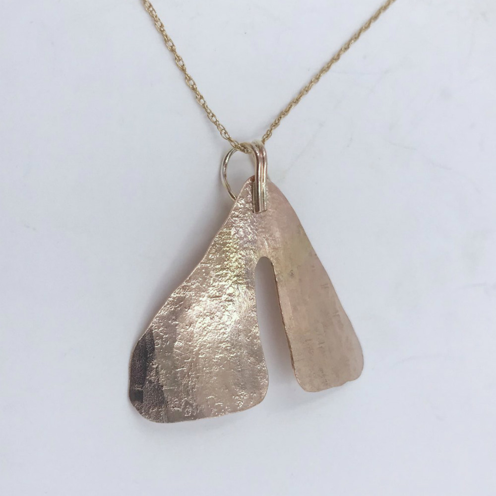 The Moth Necklace