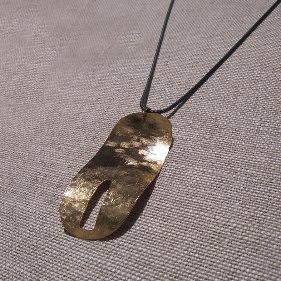 Roll Me Up Necklace in 14k Gold-Filled