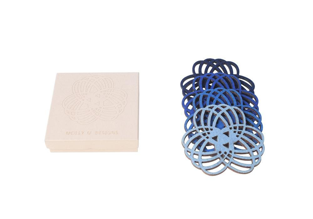Spiroval Coaster Set/4