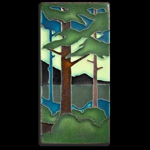 Pine Landscape 4x8 (V) Summer