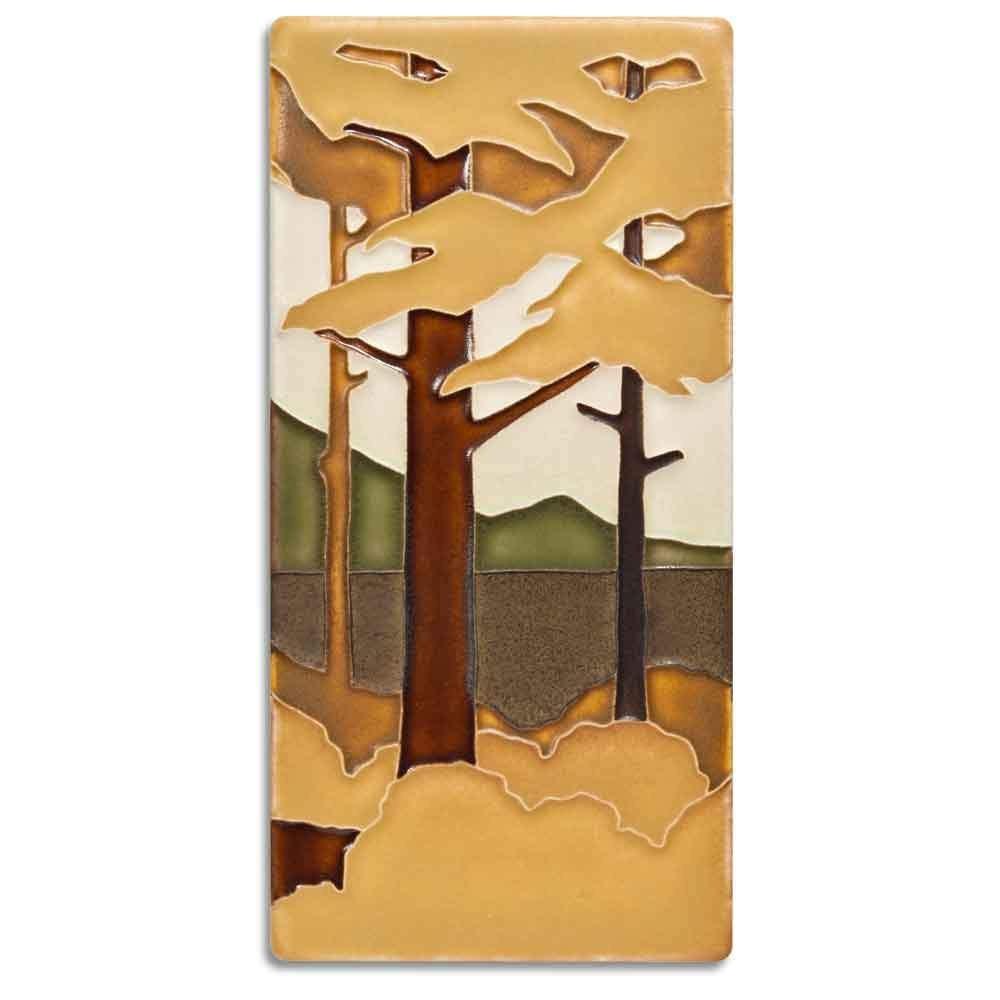 Pine Landscape 4x8 (V) Autumn