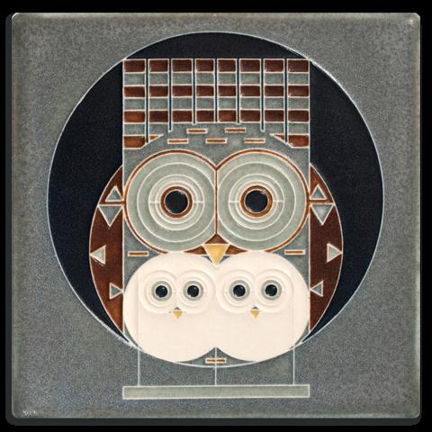FAMILY OWLBUM 6X6