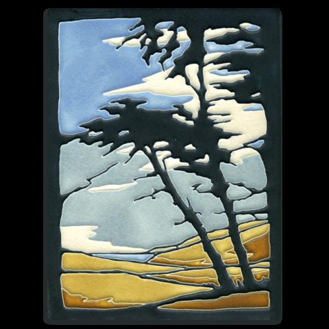 Montana de Oro 6x8 Tile