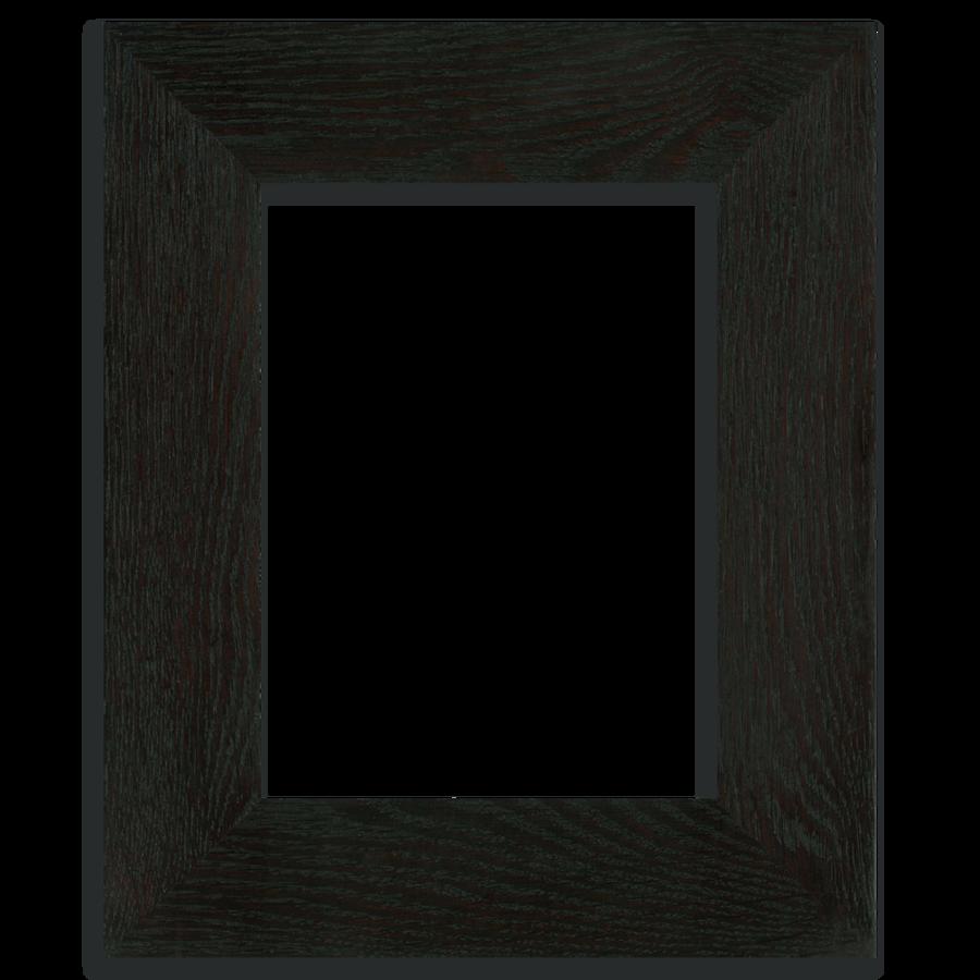 Oak Park 6x8 Ebony Frame