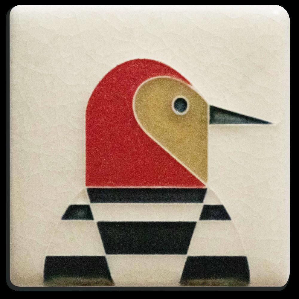 Woodpecker 3x3 Tile