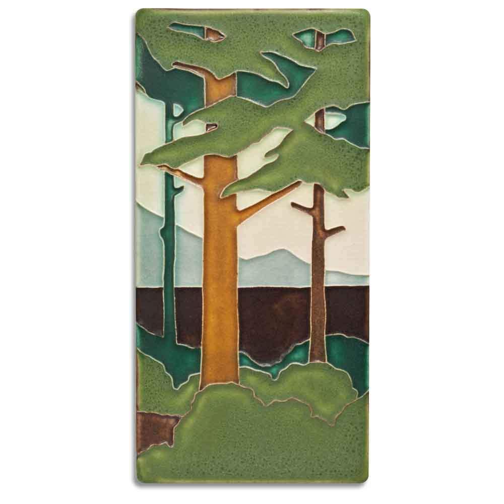 Pine Landscape 4x8 (V) Spring