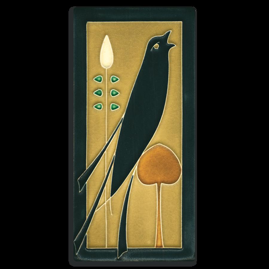 Golden Songbird (R) 4x8 Tile