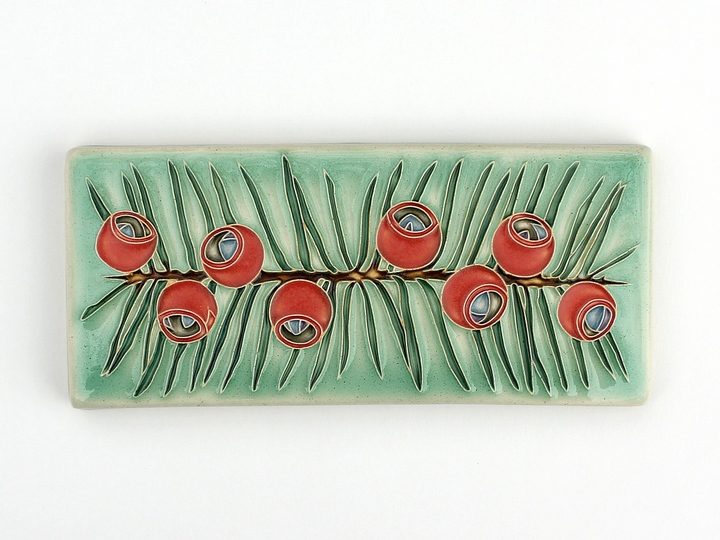 Yew Ceramic Tile