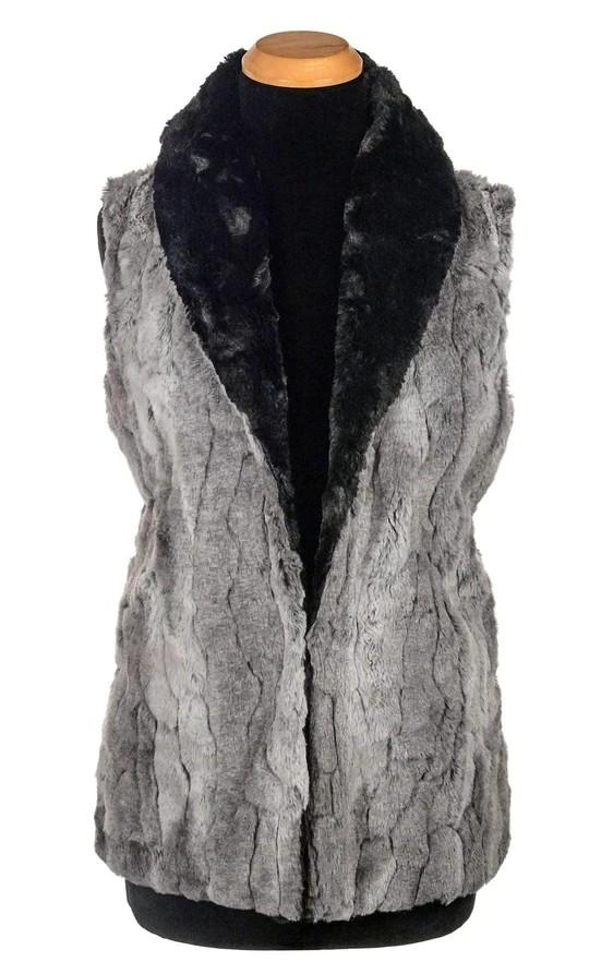 Cuddly Faux Fur Vest