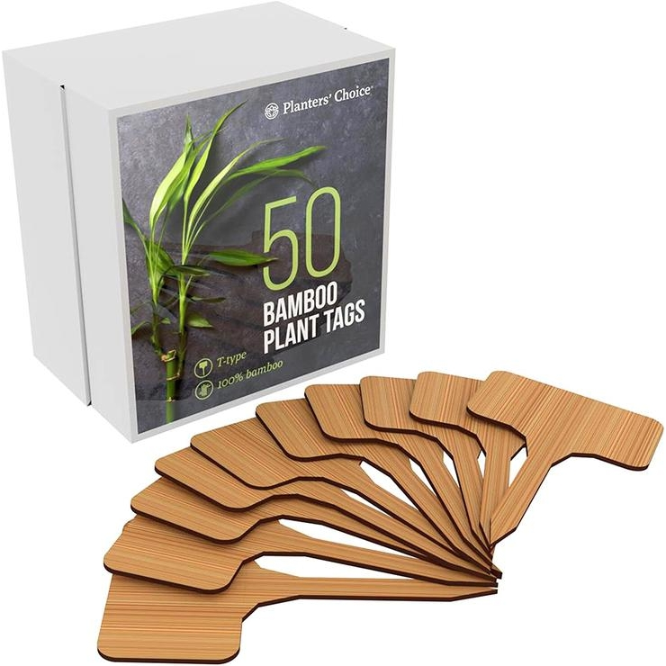 Bamboo Plant Lables Set/50