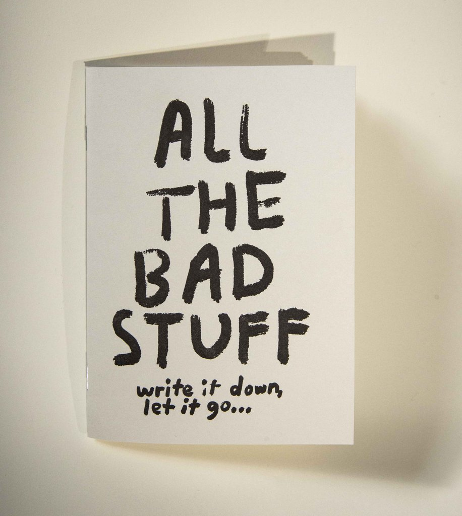 All The Bad Stuff Notebook