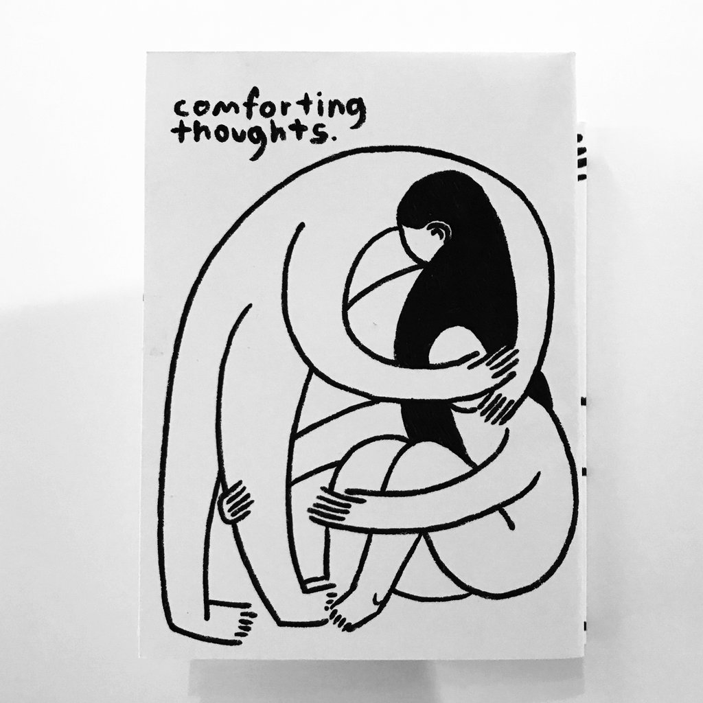 Comforting Thoughts Zine