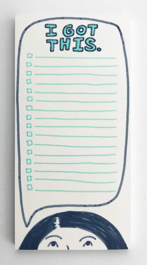 I Got This Notepad