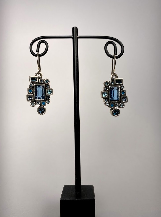 Come and Go Earrings