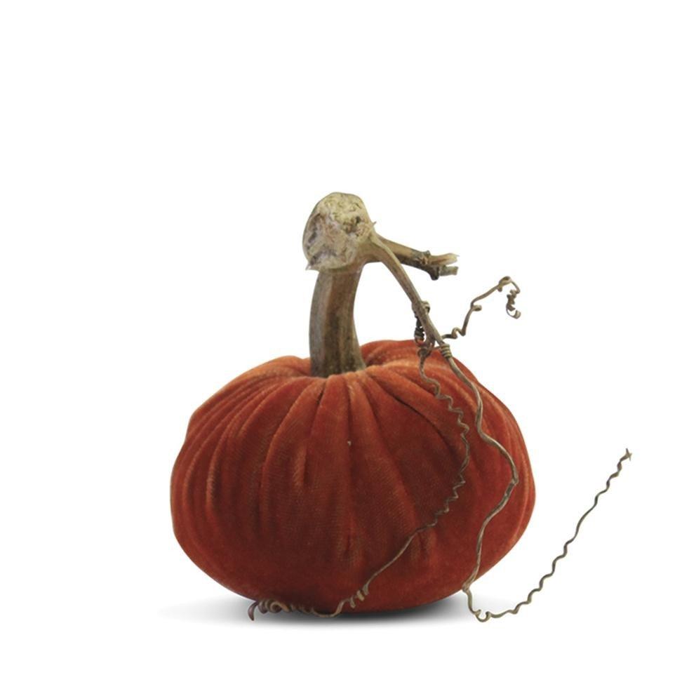 3 Velvet Pumpkin
