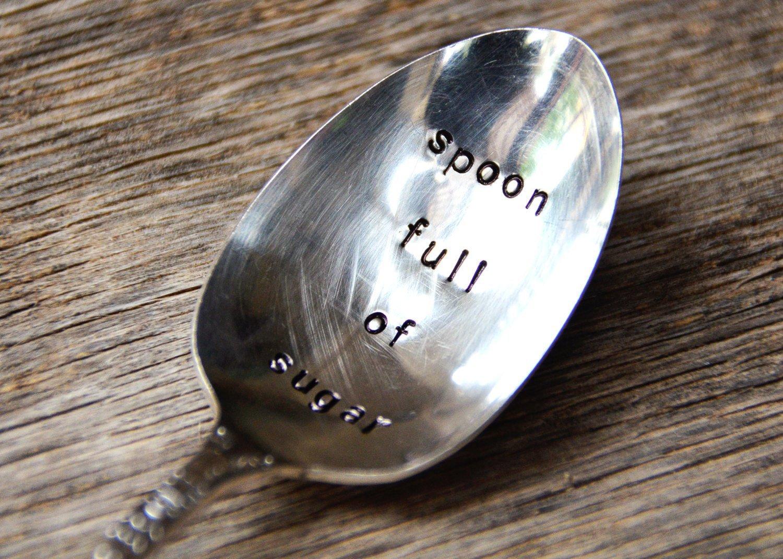 Spoonfull of Sugar Spoon