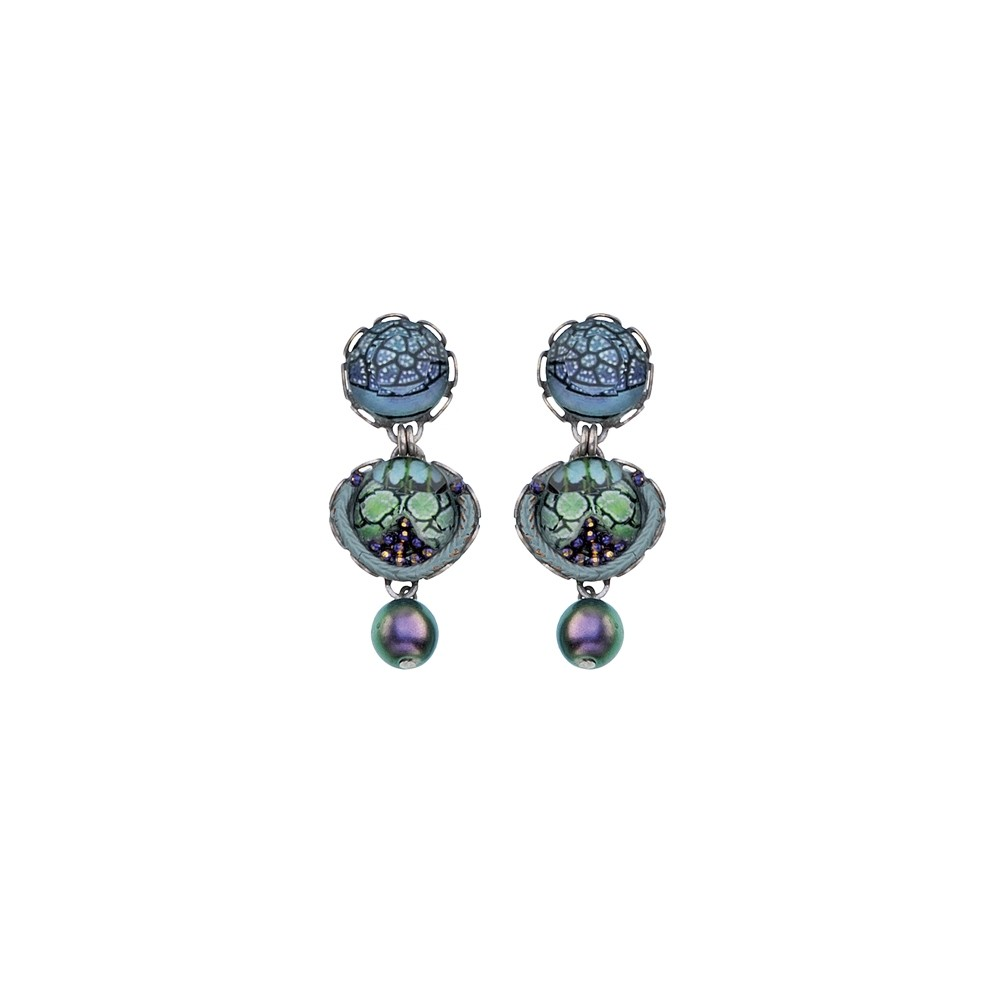 Blue Planet Cali Earrings