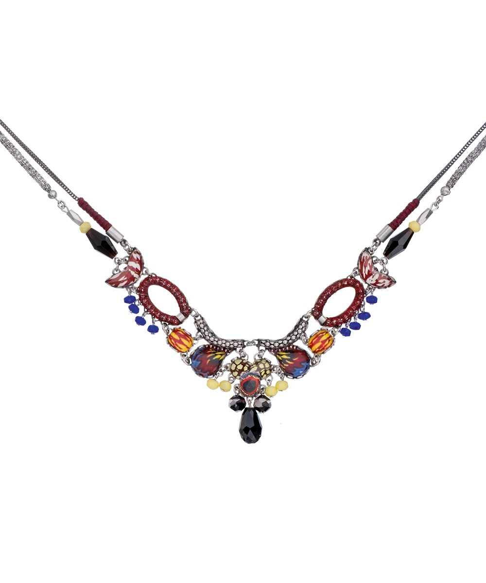 Sunset Bliss Panthea Necklace