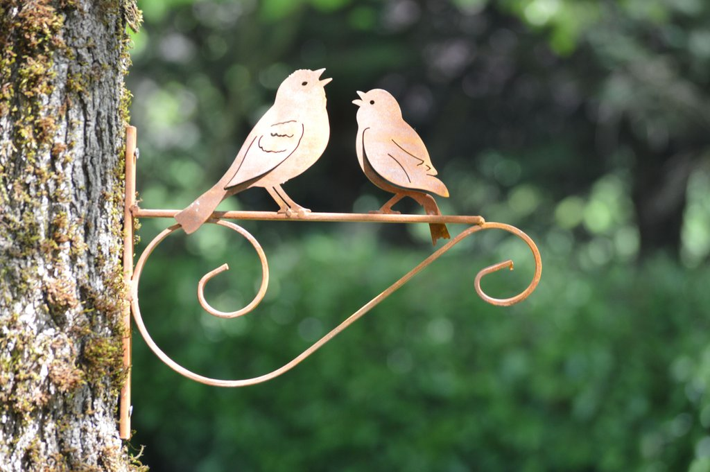 Love Birds Plant Hanger