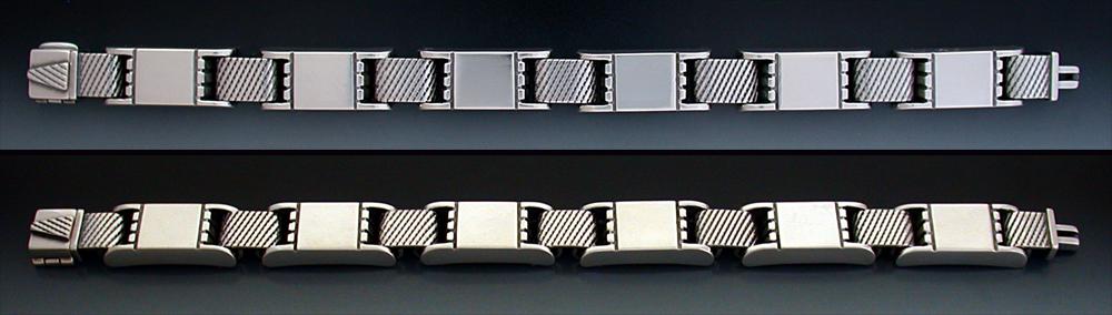 Sterling Silver Bracelet BS-2