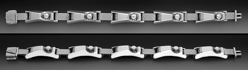 Sterling Silver Bracelet BS-8