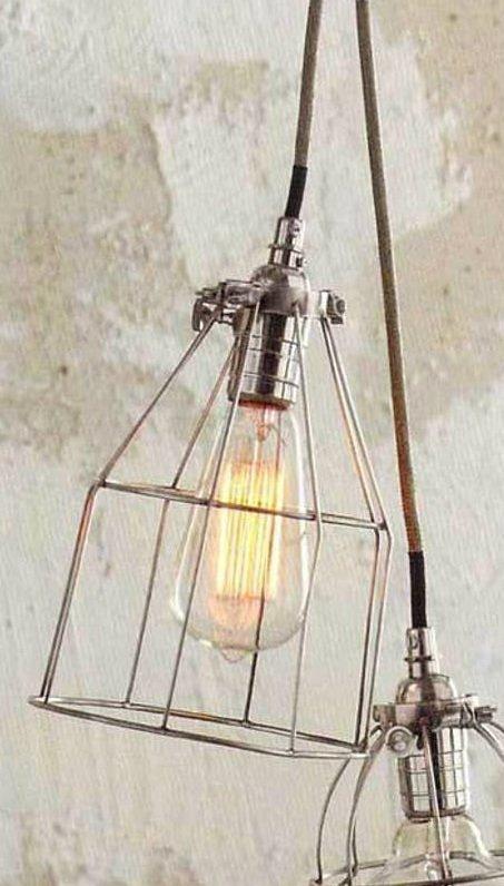 Factory Cone Lamp