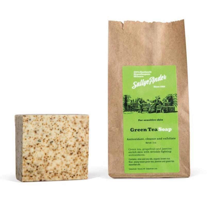 Green Tea Essential Soap