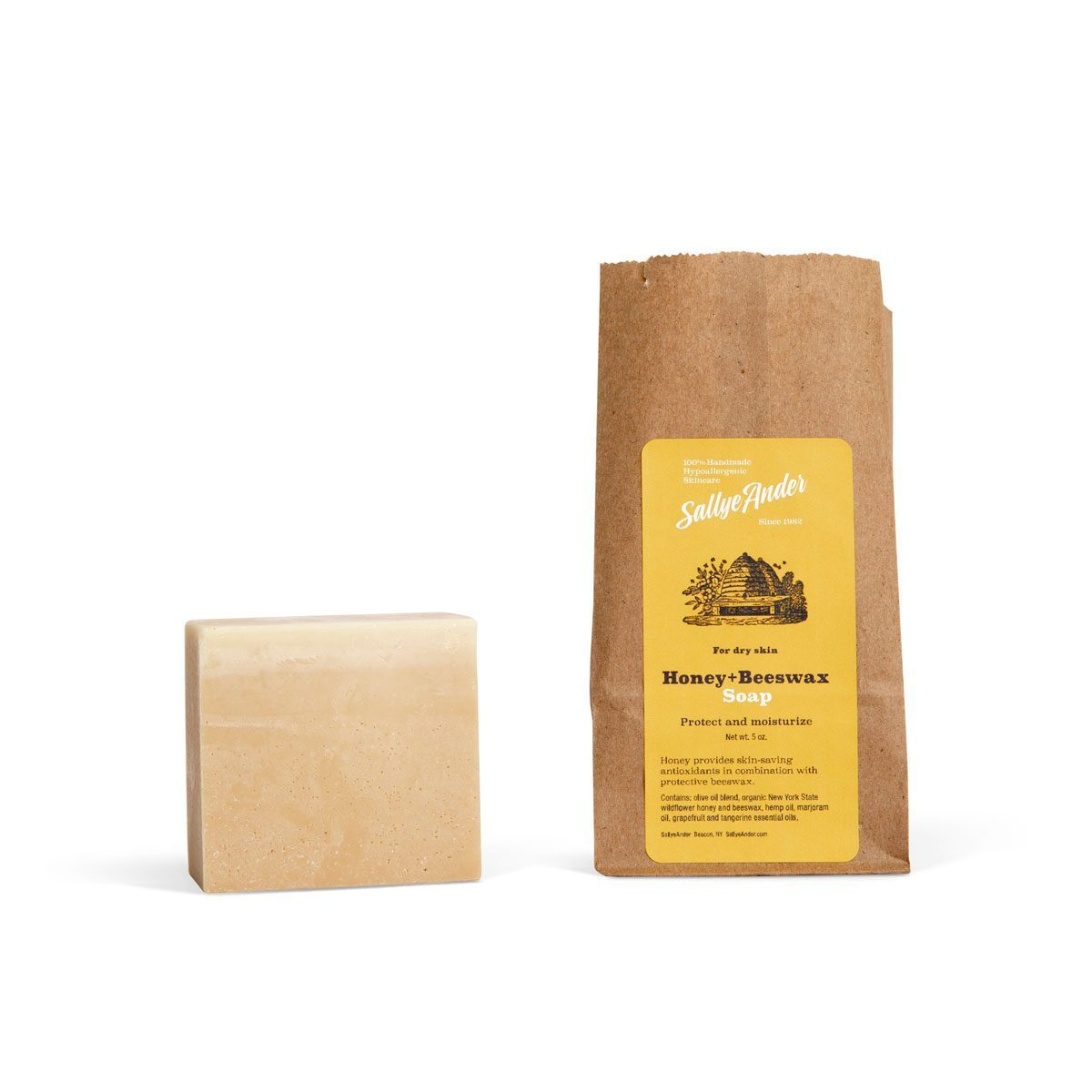 Honey & Beeswax Soap