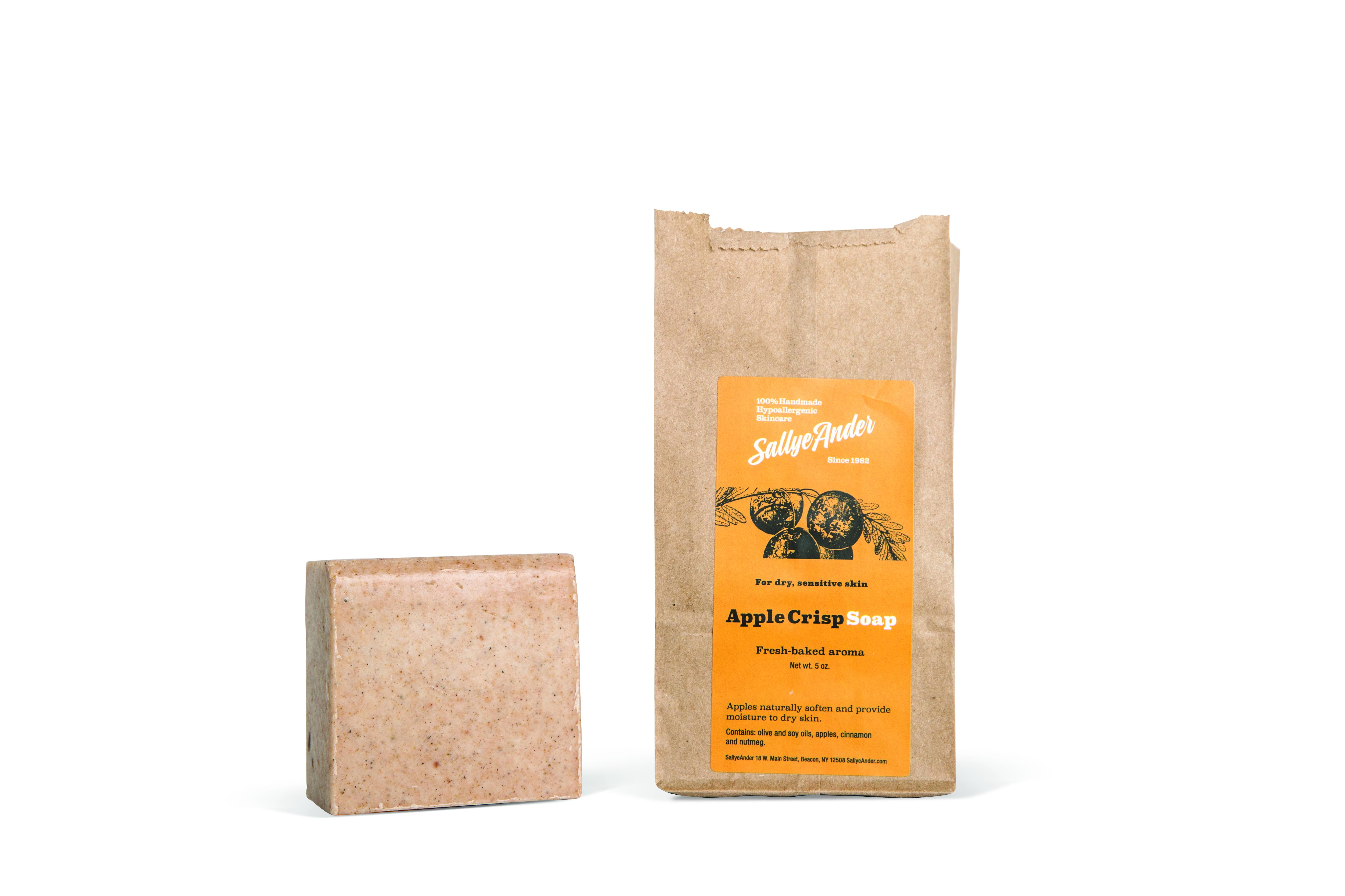 Apple Crisp Essential Soap