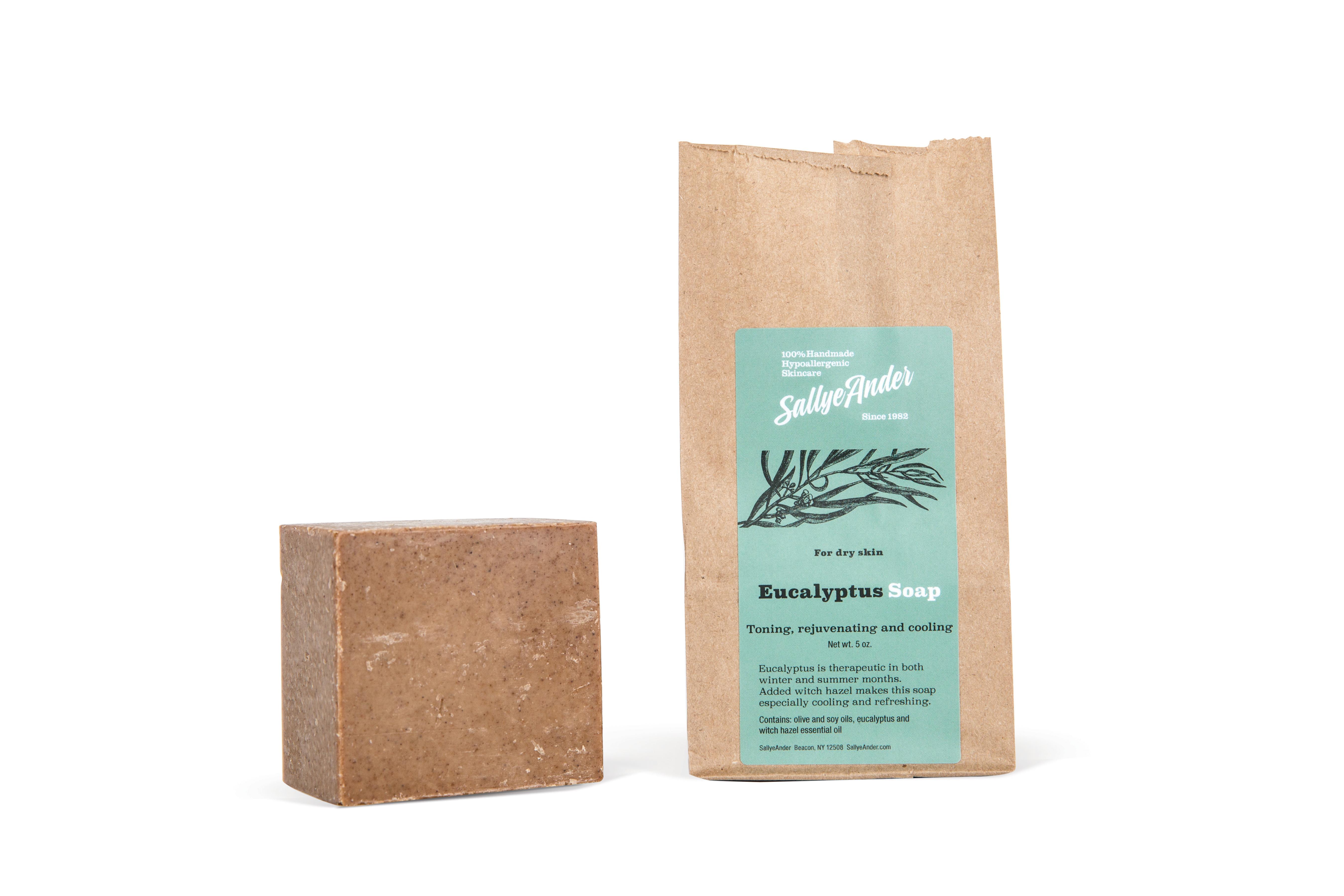 Eucalyptus Essential Soap