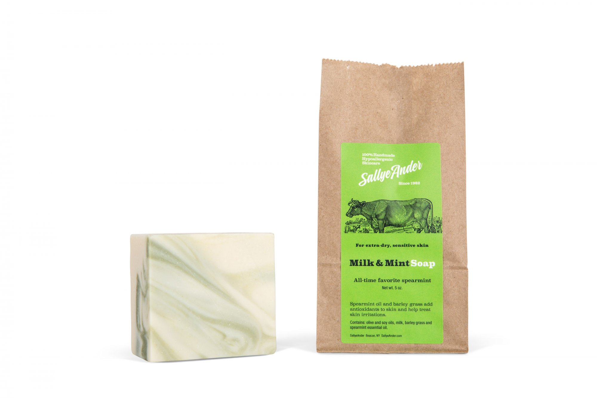 Milk & Mint Essential Soap